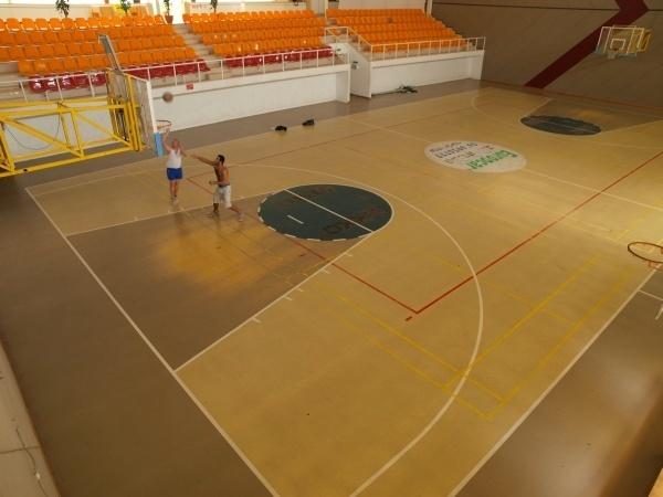 אולם כדורסל