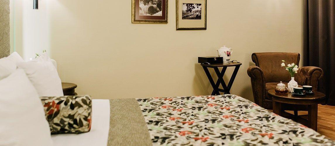 חדר בוטיק - הגושרים מלון בטבע