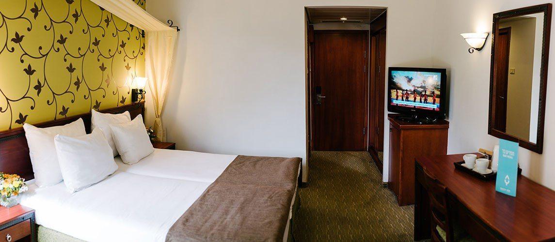 חדר קלאסי - הגושרים מלון בטבע
