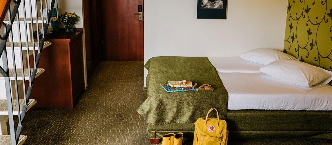 חדר גלריה - מלון הגושרים